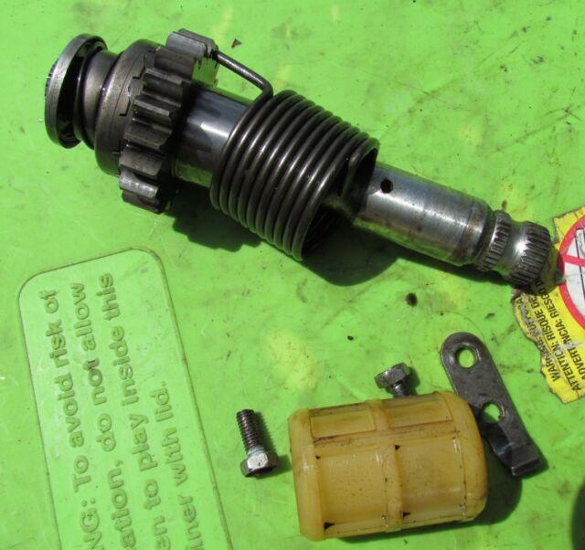 1980 Kawasaki KZ 1000 Classic G1 KZ1000 Z1 Engine Kick Starter Kickstarter Dog