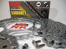 Suzuki GSXR1000 2007-08 RK 530 16/43 Chain and Sprocket Kit   Quick Acceleration
