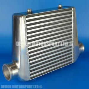 Front-Mount-Intercooler-280-x-300-x-76mm-Core-Universal-3-034-In-Out-Bar-Plate