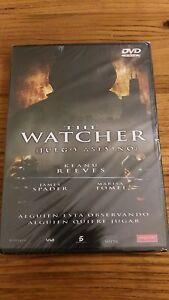 THE-WATCHER-JUEGO-ASESINO-DVD-KEANU-REEVES-Nueva