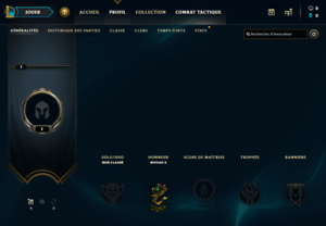 League of legends account lvl 1, unranked, 0 champ, 0 skin ...