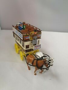 Vintage Matchbox Collectables London Omnibus Special Edition (YSH2)
