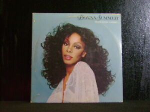 Donna-Summer-034-Once-Upon-a-Time-034-LP-Vinyl-Record-Used-Minimal-wear-and-tear