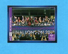 PANINI-CHAMPIONS 2013-2014-Figurina n.628- WOMEN'S FINAL LONDON 2013 -NEW BLACK