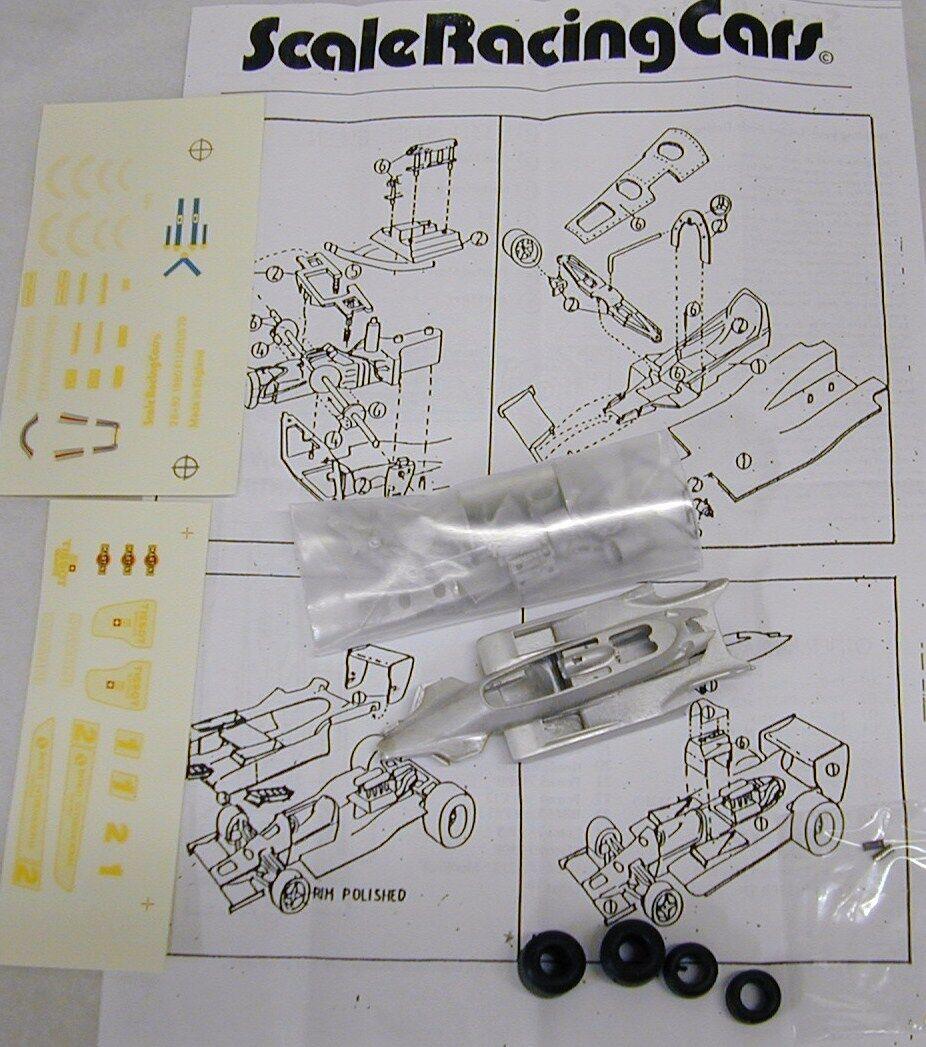 1 43 SRC28K 1979 MARTINI LOTUS 79 Kit by SMTS