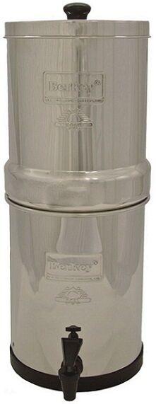 Imperial Berkey Filtre à Eau-Noir & Fluoride PF-2 Filtres & niveau collerette NEUF