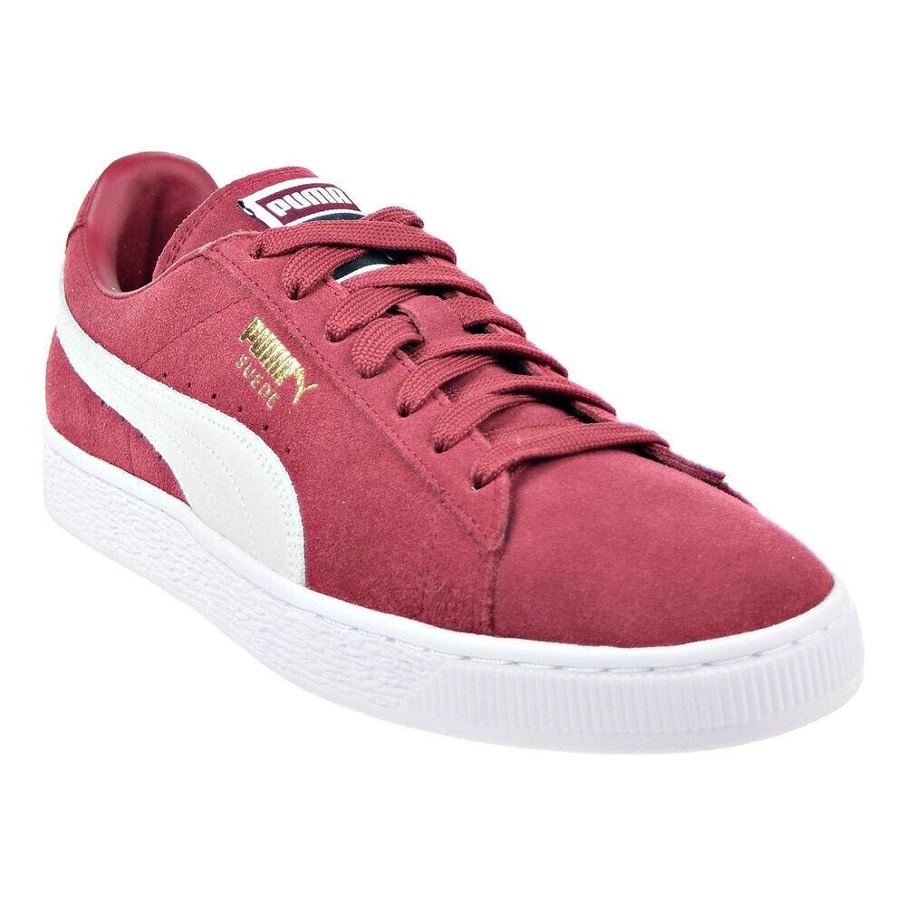 NWOB  Men's  Puma Classic Suede  shoes Lifestyle   363242 24 shoes Sz 13-M