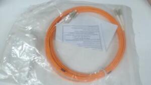 5m-LC-LC-Duplex-Jumper-Fiber-Optic-Cable-Orange