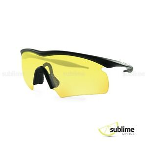 fb4606d0d7 Image is loading Transparent-Yellow-Replacement-lenses-for-Oakley-M-Frame-