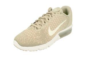 Détails sur Nike Femme Air Max Sequent 2 Running Baskets 852465 Baskets Chaussures 011 afficher le titre d'origine