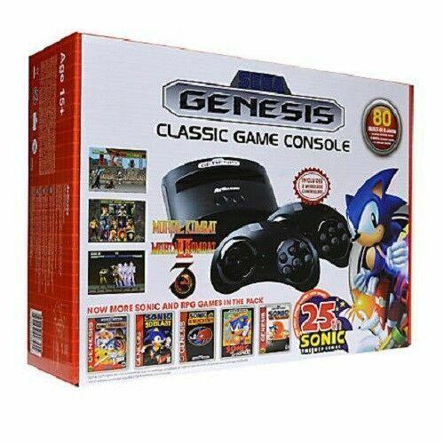 Sega genesis plug and play 80 games flambeurs casino