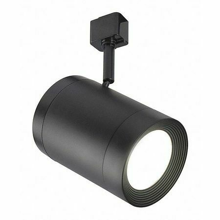 PHILIPS LIGHTOLIER TH10930NF1B Track Head,LED,90CRI,1100 lm,30D,Black