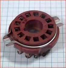 Socket 13pin dekatron A-101 A-102 A-103 A-106 Photomultipliers FEU-28 -51 -62 1+
