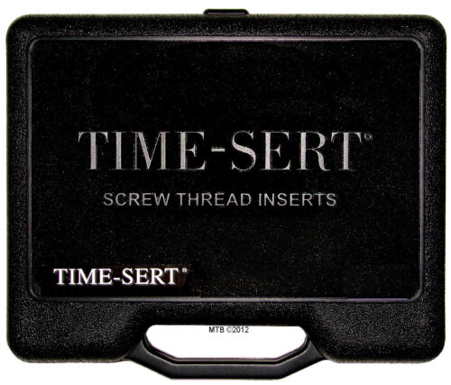 Time-Sert 1204 1//4-28 3//8-24 Mini Master Inch Fine Thread Repair Set 5//16-24