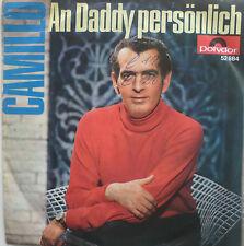 "7"" 1967 ! CAMILLO : An Daddy persönlich /VG+?"