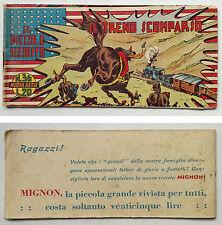 Striscia IL PICCOLO SCERIFFO IIª Serie N 36 TORELLI 1952