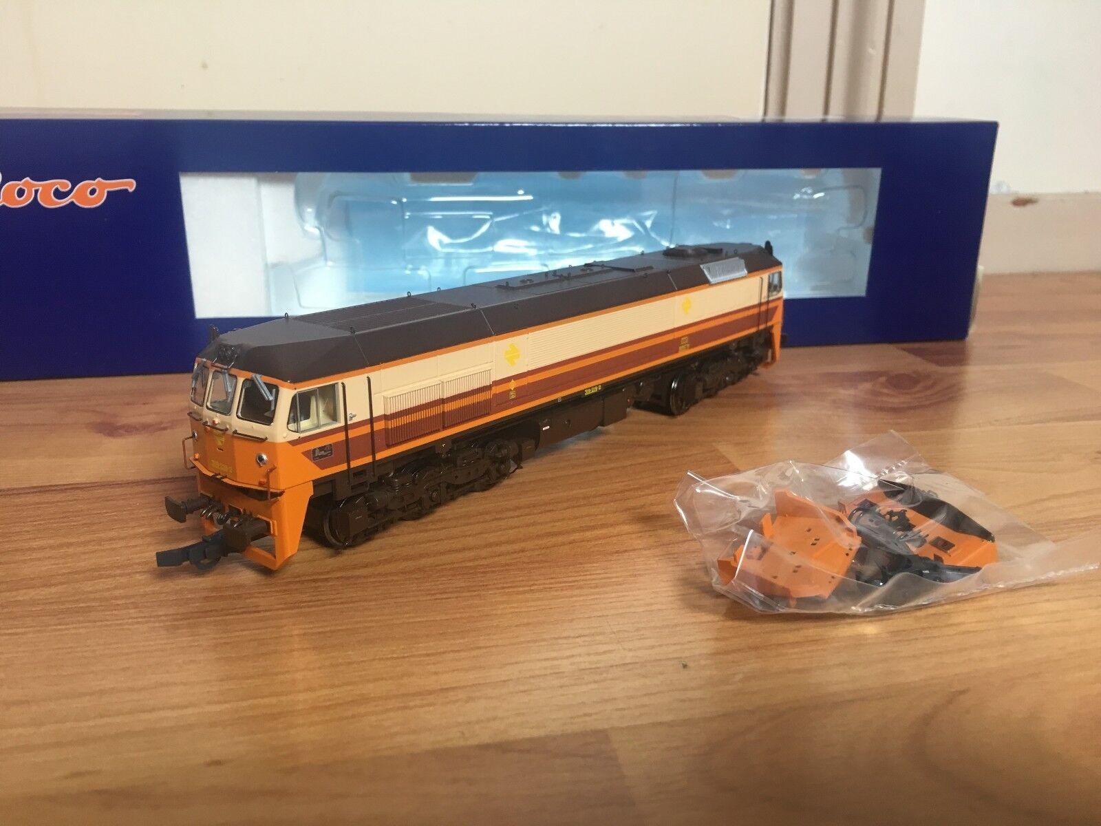Roco 62955 Renfe 319 219-2 H0 DC Diesel locomotive