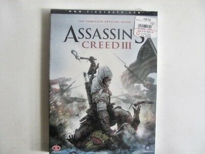 Assassin's Creed Iii The Complete Official Guide By Piggyback Interactive Ltd