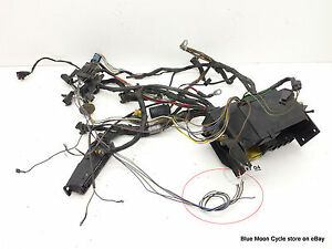 bmw wiring harness complete with fuse box for r1200c r850c ... bmw fuse box harness