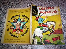 TEX GIGANTE N.27 SPILLATO 200 LIRE 1°EDIZIONE AUT.5926 M.BUONO TIPO ZAGOR-ARALDO