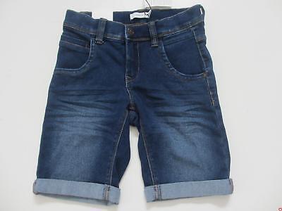 Selbstlos Name It Long Shorts Bermuda Boys Sofus Slim #13150022 Neu Ein Bereicherung Und Ein NäHrstoff FüR Die Leber Und Die Niere