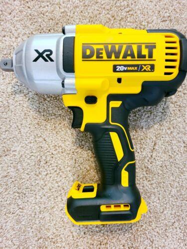"NEW Dewalt DCF899B 20V XR MAX 1//2/""  Brushless High Torque Impact Wrench"