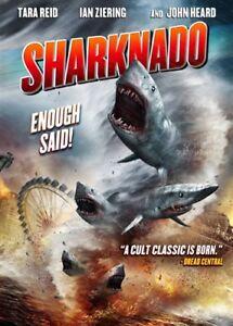 SHARKNADO Sealed New DVD