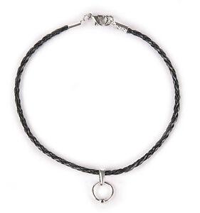 Fusskettchen-AVIOR-Ring-der-O-Slave-Sklave-Anklet-Fetisch-O-Ring-SM-BDSM-50011