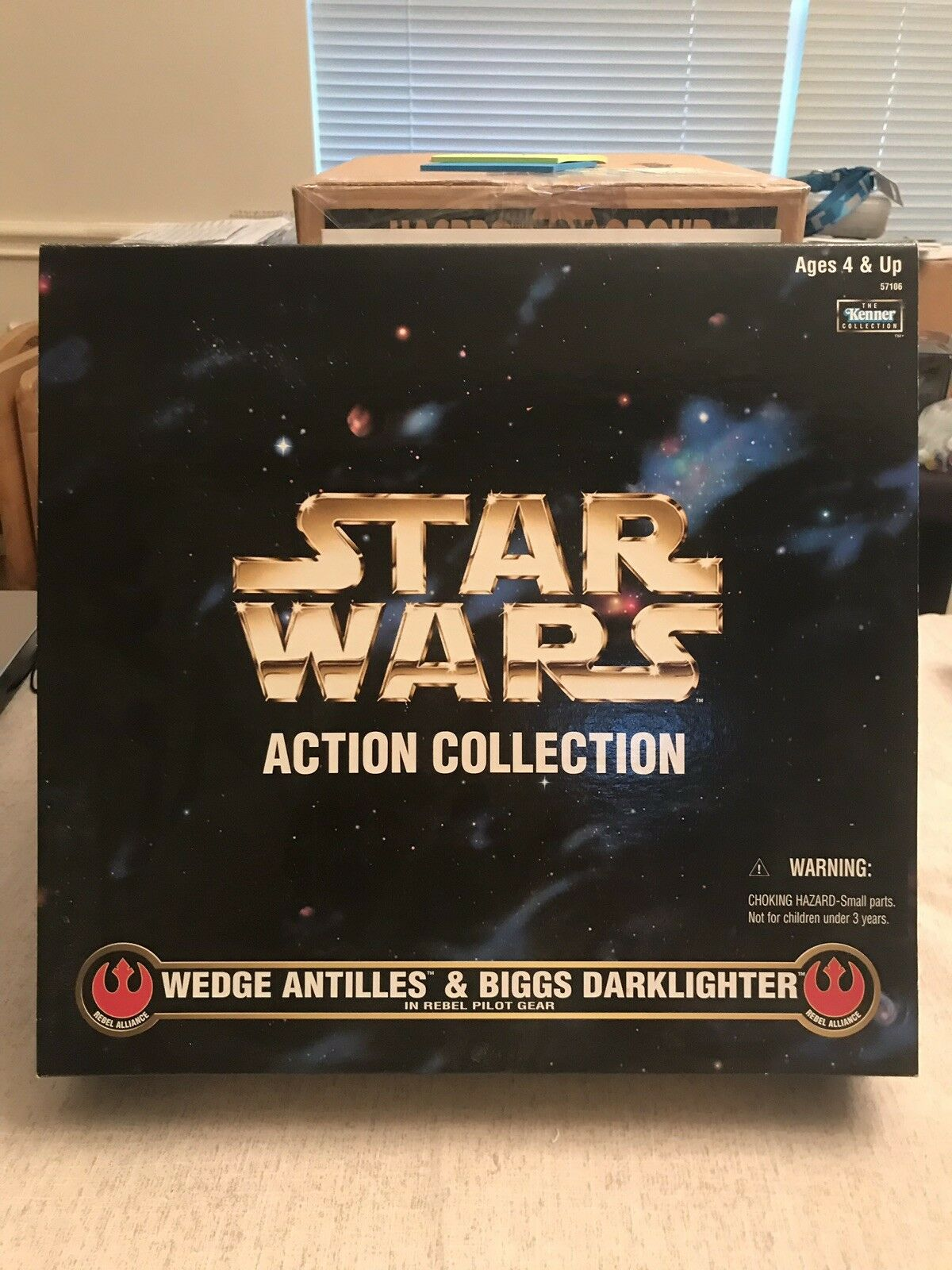 Star - wars - aktion sammlung keil antillen & biggs wächter 12.