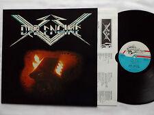 DED ENGINE Hot Shot FRENCH Orig LP BLACK DRAGON (U.S.A heavy metal) MINT/NMINT
