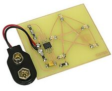 KitsUSA K-6708 SMD IC STAR FLASHER KIT -AGES 13+