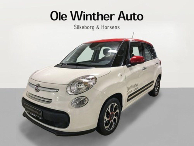 Fiat 500L 1,6 MJT 120 Urban 5d - 169.900 kr.