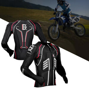 Motorcycle-Jacket-Armour-Motocross-Racing-Body-Protection-Clothing-Gear-Padded