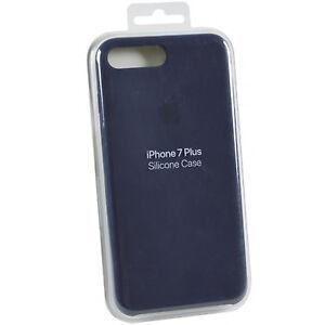 Genuine Apple Silicon Back Case For Iphone 7 Plus Iphone 8 Plus