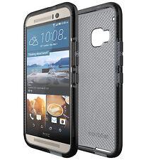 Genuine tech21 Evo Check Case For HTC One M9. T21-4440 - Smokey / Black
