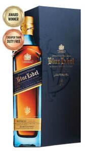 Johnnie Walker Blue Label Scotch Whisky 750ml(Boxed) 5000267114279