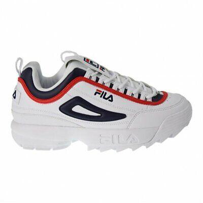 Zapatillas Fila Disruptor Cb Low Blanco Hombre | eBay