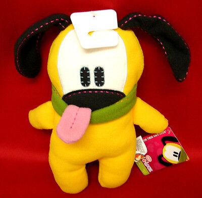"Pook a Looz Pookalooz Disney 12"" Plush Figure Magic Kingdom Epcot Pluto NEW"