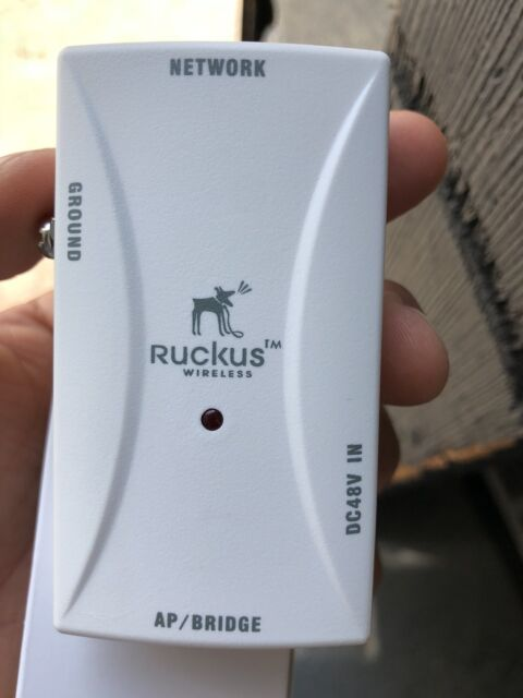 Ruckus Wireless Npe-5818 Power Injector With AC Adapter