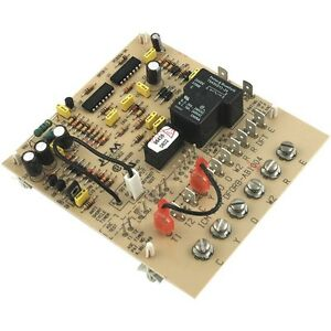 Icm controls icm302 defrost control board nordyne 621301a for How to defrost windshield without heat