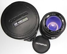 Olympus OM 35mm f2.8 Shift    #109703