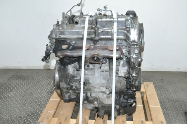 Honda Cr-V 2.2 I-Ctdi 4WD 2008 Rhd Diesel 2.2 Motor Completo N22A2 103kW