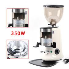 Burr Coffee Grinder Electric Semi Automatic Mill Espresso Bean Commercial Amp Home