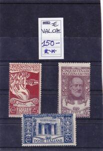 4-FRANCOBOLLI-del-REGNO-D-039-ITALIA