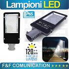 LAMPIONE FARO FARETTO LED ESTERNO GIARDINO 30W 50W 80W LUCE NATURALE FREDDA VTAC