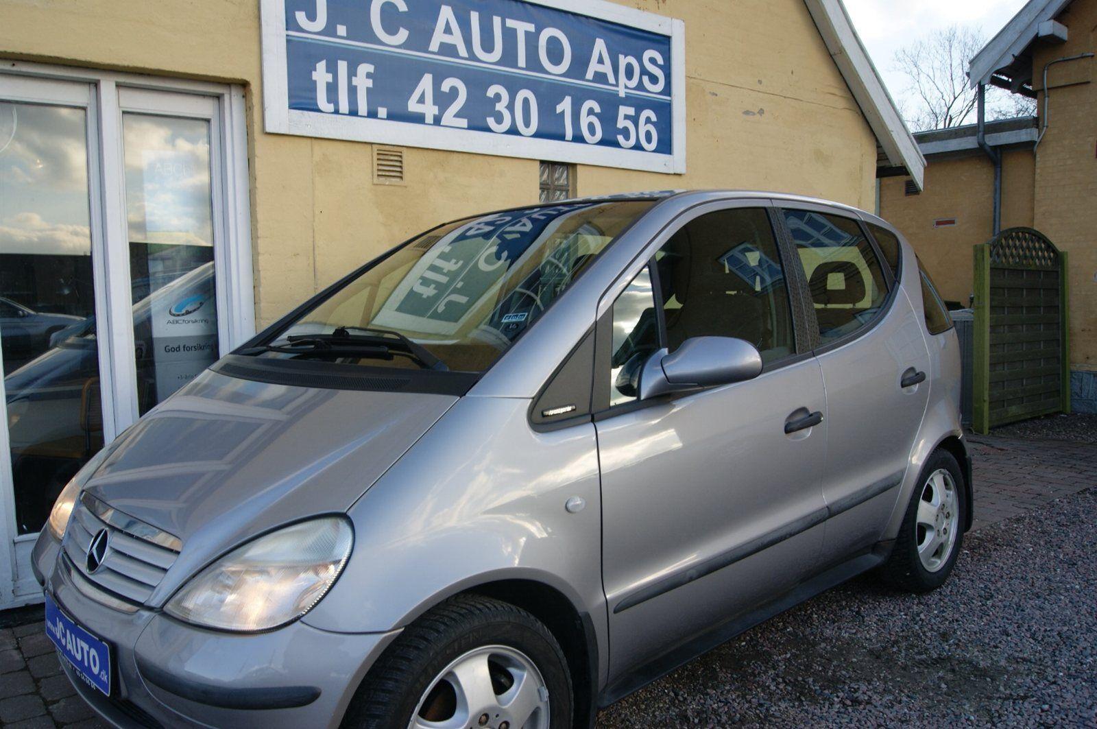 Mercedes A160 1,6 Avantgarde aut. 5d - 12.500 kr.