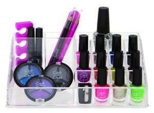 Chit-Chat-Make-Up-Storage-Organiser-Perfect-Gift-Organizer-Tray-Brush-Holder