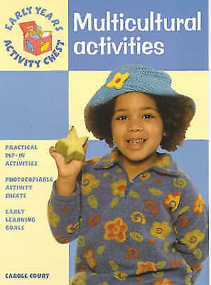 (Good)-Multicultural Activities (Early Years Activity Chest) (Paperback)-Court,