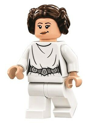 NEW Lego Princess Leia -10123 Cloud City Carrie Fisher Star Wars Figure