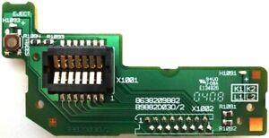 BLAUPUNKT-AUTORADIO-Bedien-Elektronik-B9882D030-2-Ersatzteil-8638209882-Sparepar